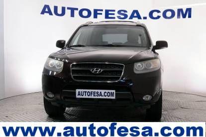 Hyundai Santa Fe 2.2 CRDI 155cv Style 7plazas 4X4 5p  - 0