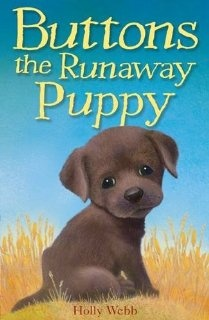 Buttons the Runaway Puppy (Holly Webb Animal Stories): Holly Webb: 9781847150875: Amazon.com: Books