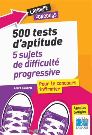 Pour la première fois, un livre de tests d'aptitude propose une progression par niveaux de difficulté : 5 paliers pour progresser en toute confiance dans votre maîtrise des tests d'aptitude. Ainsi, chaque sujet mêle les exercices incontournables (raisonnement logique et analogique, abstraction, ...