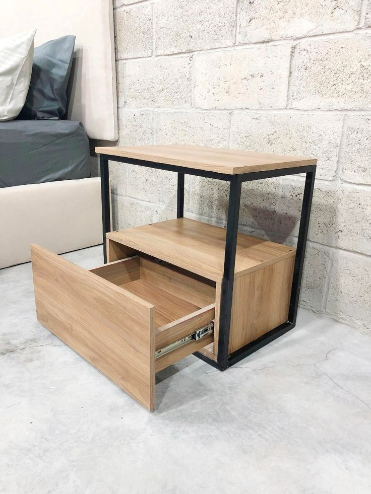 Bedroom Furniture, Wood Metal Bedroom Furniture