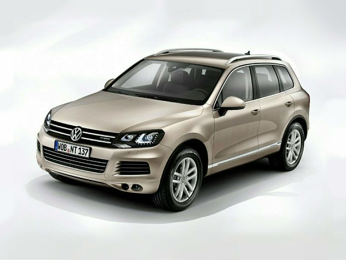 2014 Volkswagen Touareg TDI Sport With Navigation