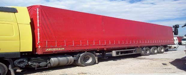 Tır ve kamyon brandası