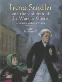 http://www.adlibris.com/se/organisationer/product.aspx?isbn=0823425959 | Titel: Irena Sendler and the Children of the Warsaw Ghetto - Författare: Susan Goldman Rubin, Bill Farnsworth - ISBN: 0823425959 - Pris: 76 kr