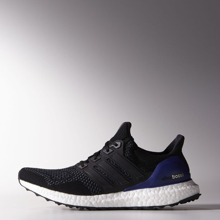 Men's and Women's Ultra Boost: Energy-returning boost™ in the midsole gives these women's running shoes a soft but not too-soft feel. They have a breathable mesh upper with a bootie-like fit and feature a grippy rubber outsole that's built to log miles.