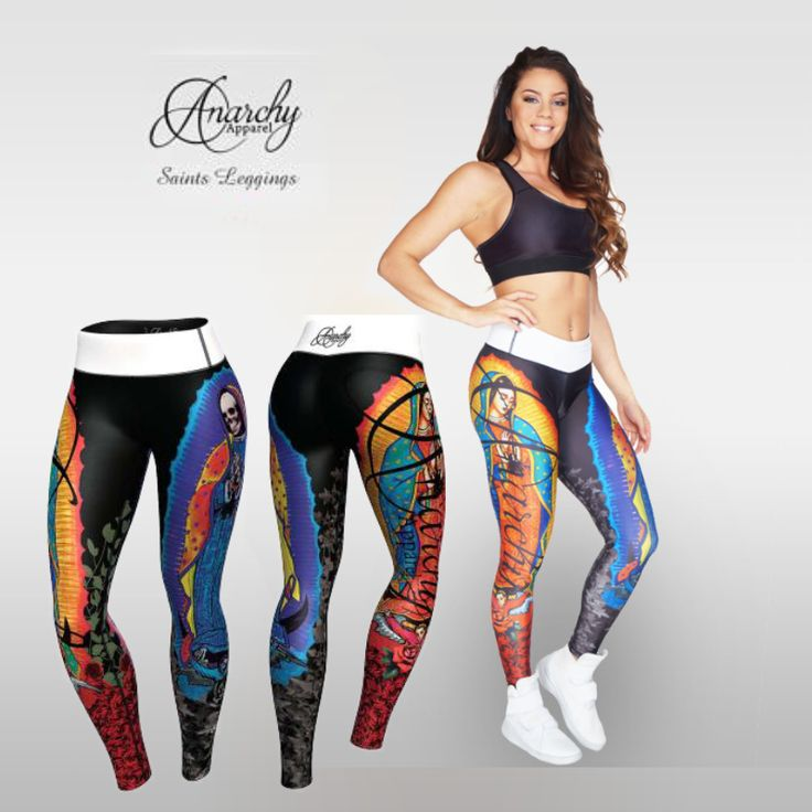 ANARCHY Apparel Saints Legging. Are You A Saint?.. Are You A Sinner?.. These Leggings Are Both.. . Available Sizes. S, M, L, XL Afterpay Available Now . Up to 45% discount on selected favourite items! Express Postage On All Orders . 8 Luxury Active Apparel Brands To Choose From! . Find your perfect workout Outfit: @gymandfitnessfashion.com.au . www.gymandfitnessfashion.com.au . #gymandfitnessfashion #gff #liftgirls #fitchicks #fitfam #fitnessgoals #gymlife #healthyme #healthlife