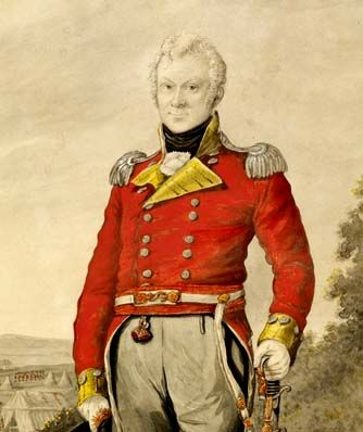 Lieutenant-Colonel George Johnston (19 March 1764 – 5 January 1823)[1] was briefly Lieutenant-Governor of New South Wales, Australia after leading the rebellion later known as the Rum Rebellion.