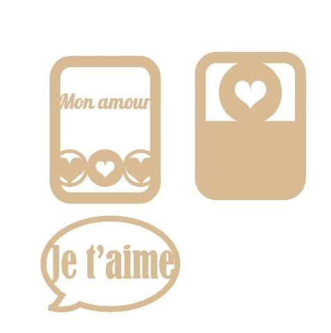 coeur de beurre scrapbooling et fantaisies: Cartes project life pour la Silhouette en français