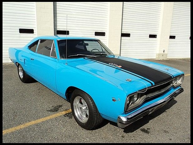 1970 Plymouth Road Runner | Mecum Auctions