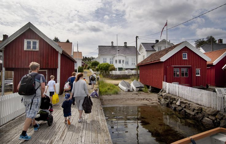Visit the beautiful island Merdø outside Arendal in Southern Norway Photo: Peder Austrud©Visit Sørlandet