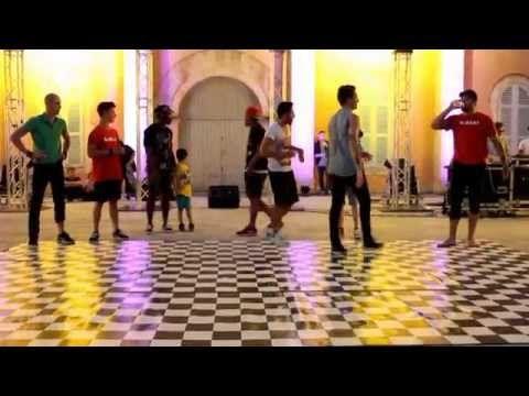 SHOW DANS6T / Fête de la musique - Tarbes 2015 - YouTube