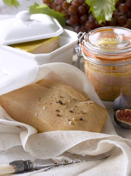 recette du foie gras