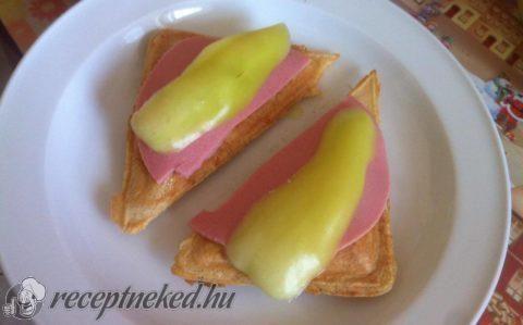 Zablisztes házikenyér toast sütőben recept fotóval