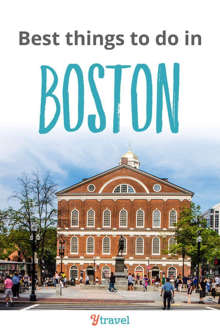 17 Legendary Things To Do In Boston Ma With Kids With Images
