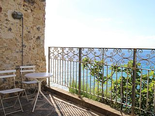 Relax at Palazzo Pizzo Residence in centro storico di Pizzo overlooking the sea Vacation Rental in Vibo Valentia from @homeaway! #vacation #rental #travel #homeaway #airbnb #tripadvisor