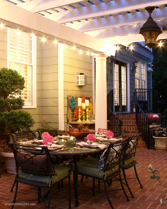 358 best images about Beautiful Outdoor Living on Pinterest Window boxes, Richmond homes and ...