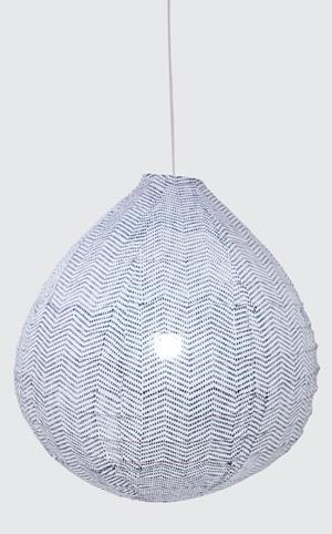 """Lampe Kyoto / collection 2012-2013 """"Paris au mois d'août"""""""