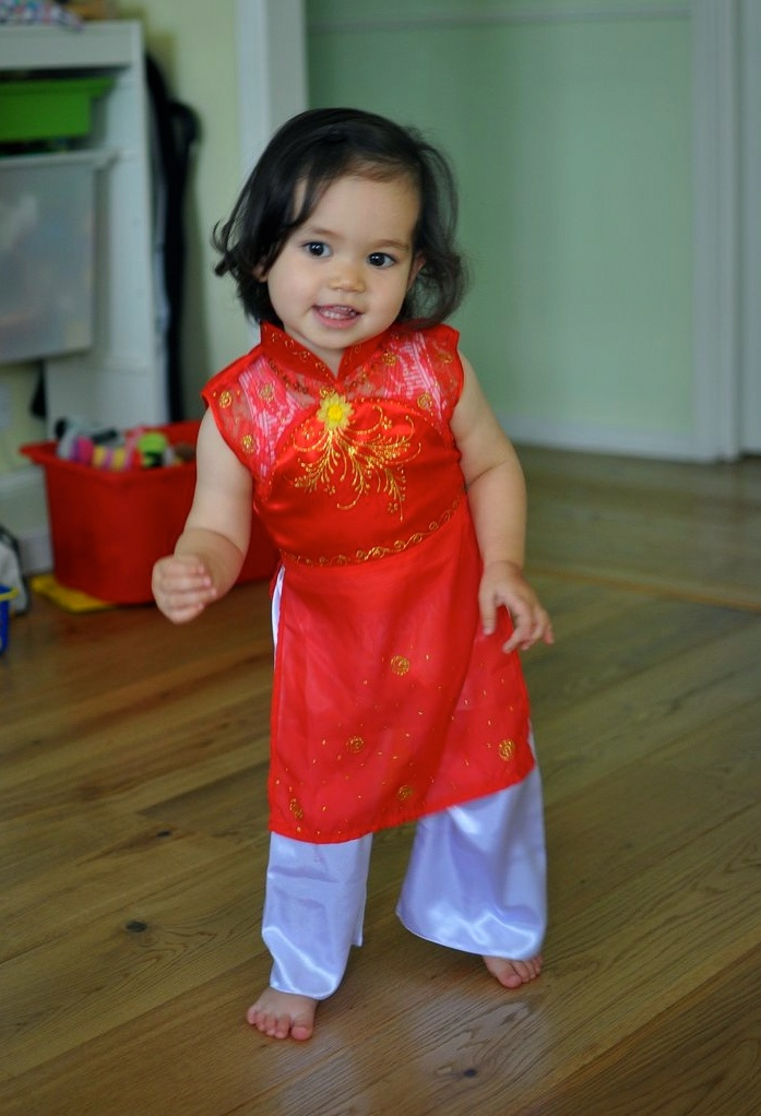 Traditional Vietnamese Children S Clothing