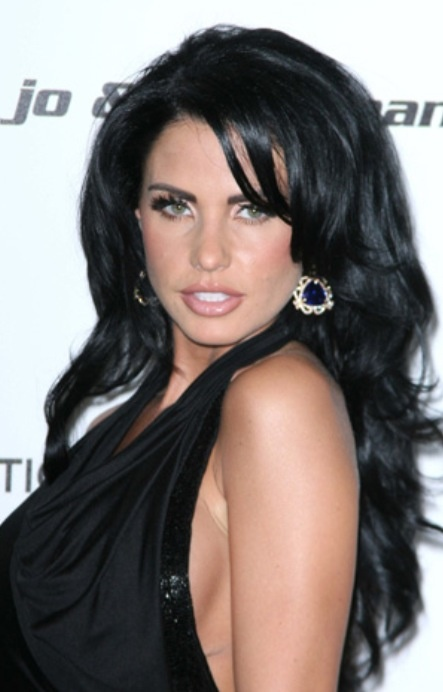 Celebrity Of The Week: Katie Price Hairstyles | Click on photo to read more ..