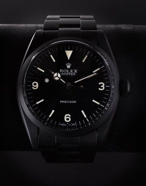 blacked out rolex - cheap designer mens watches, big face mens watches, mens silver watches