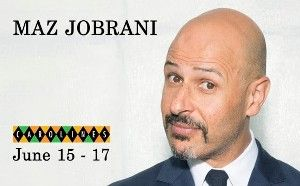 Maz Jobrani with Sheila (2017)