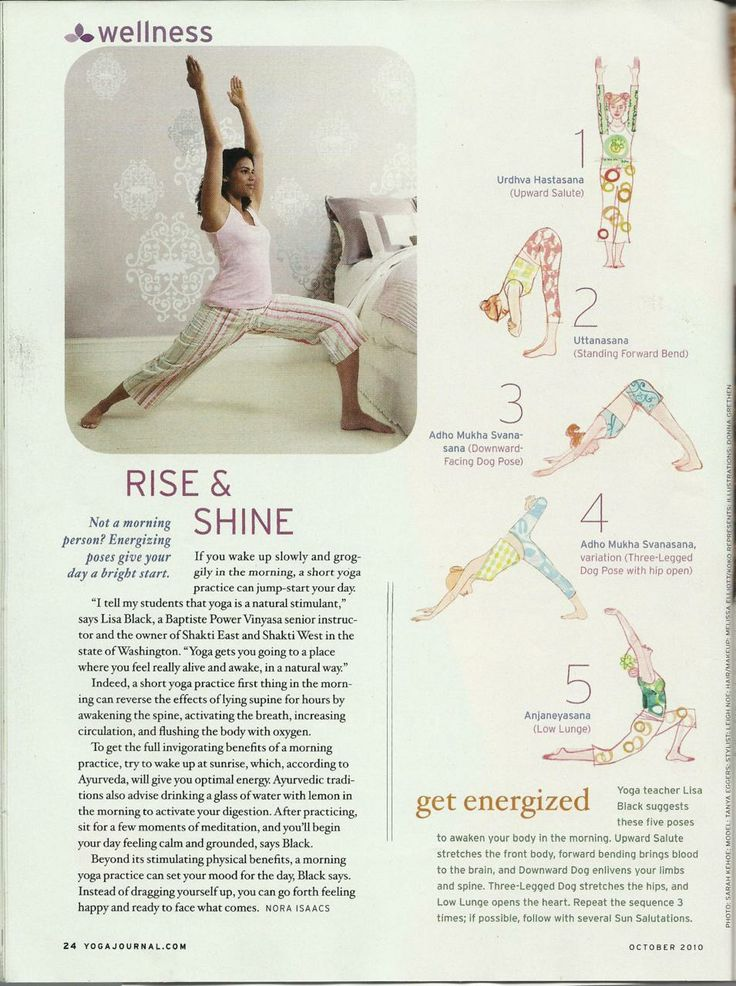 I want to make this a goal to do a little bit each morning!