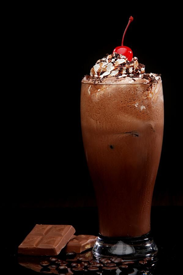 mochafrio is signature drink from  itscoffee