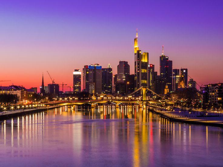 https://flic.kr/p/qLUNbQ | Frankfurt Skyline