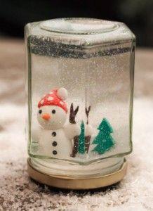 Palle di neve fai da te
