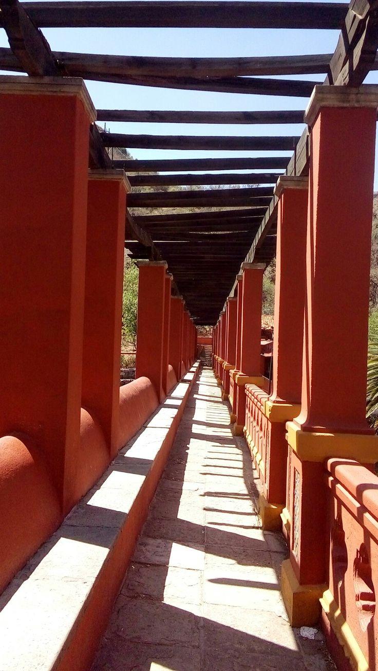Presa de San Renovato, Guanajuato capital, México.