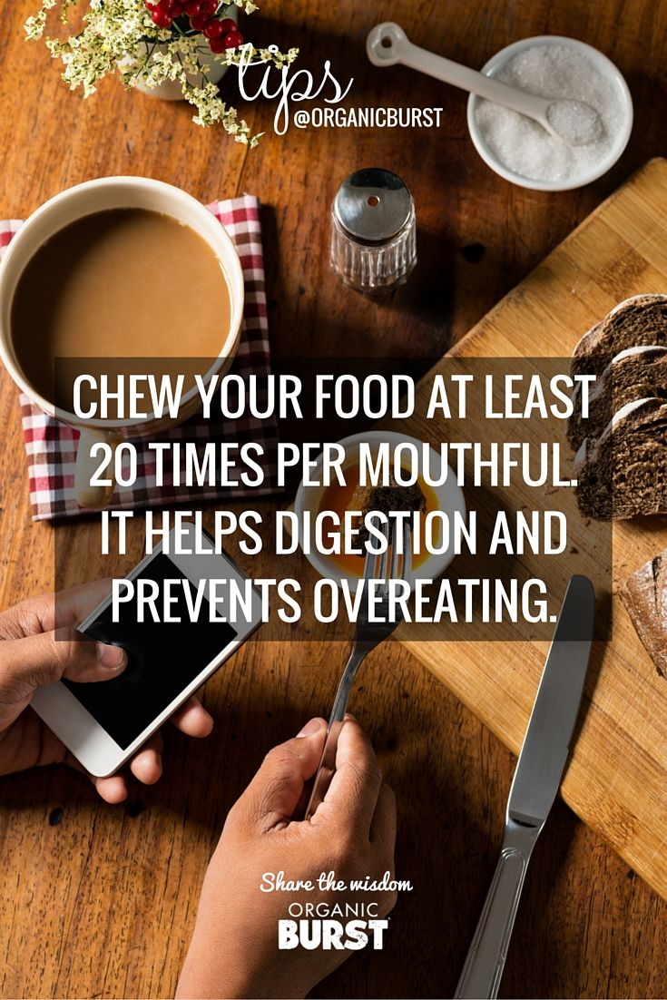 """Improve your digestion! Get inspired with this awesome article """"How To Stop Overeating Without Changing What You Eat"""""""