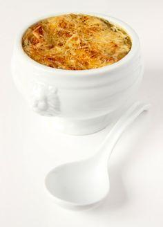 La Cuisine de Bernard: La Soupe Gratinée à L'Oignon
