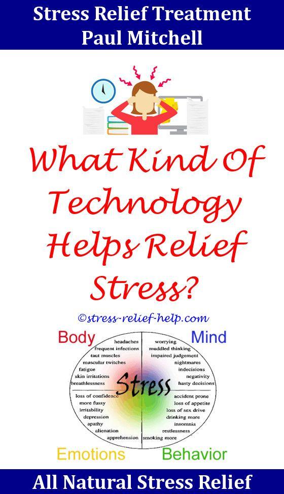 behavioural techniques for stress