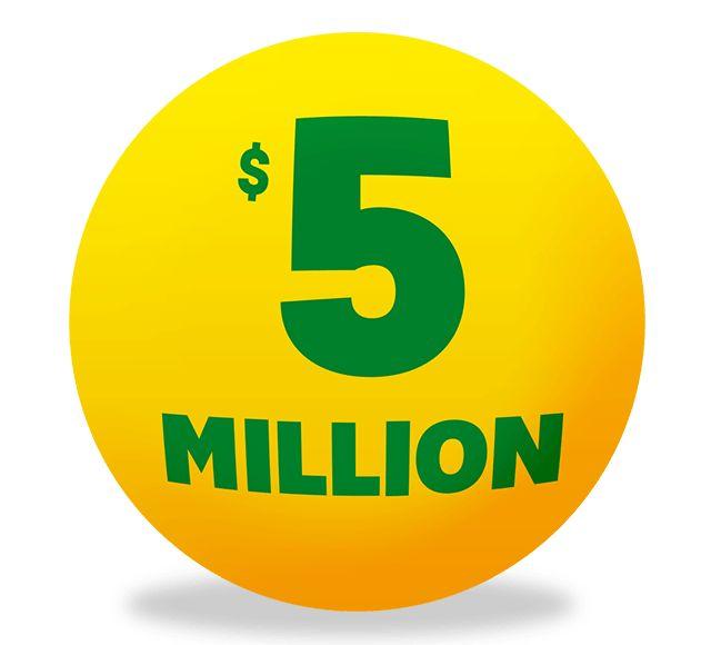 Oz Lotto - 5 Million