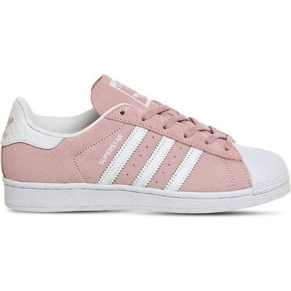 adidas superstar cor de rosa