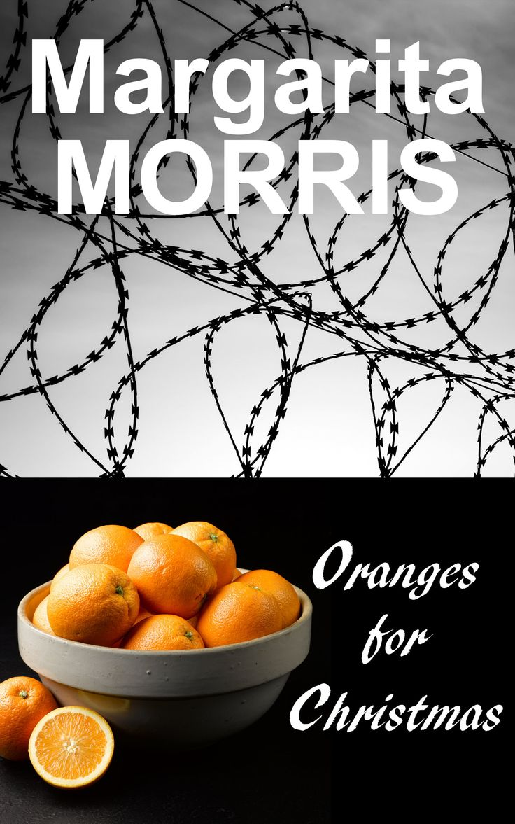 My first novel, Oranges for Christmas, about the building of the Berlin Wall and people trying to escape from East Berlin.