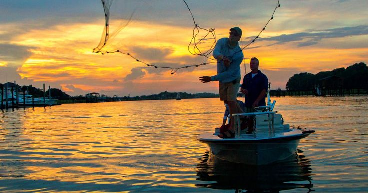 """Reel Masters"" Follows Top Chefs on their Ultimate Fishing Trips"