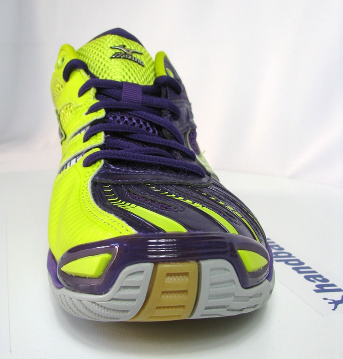 Exclusively for the Olympic Games 2012 in London. The Mizuno Wave Stealth 2 handball  shoes ...