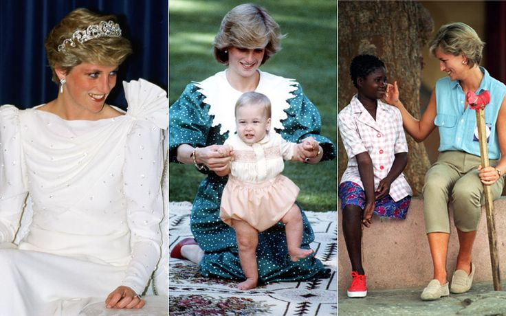 Diana de Gales y sus citas más emotivas