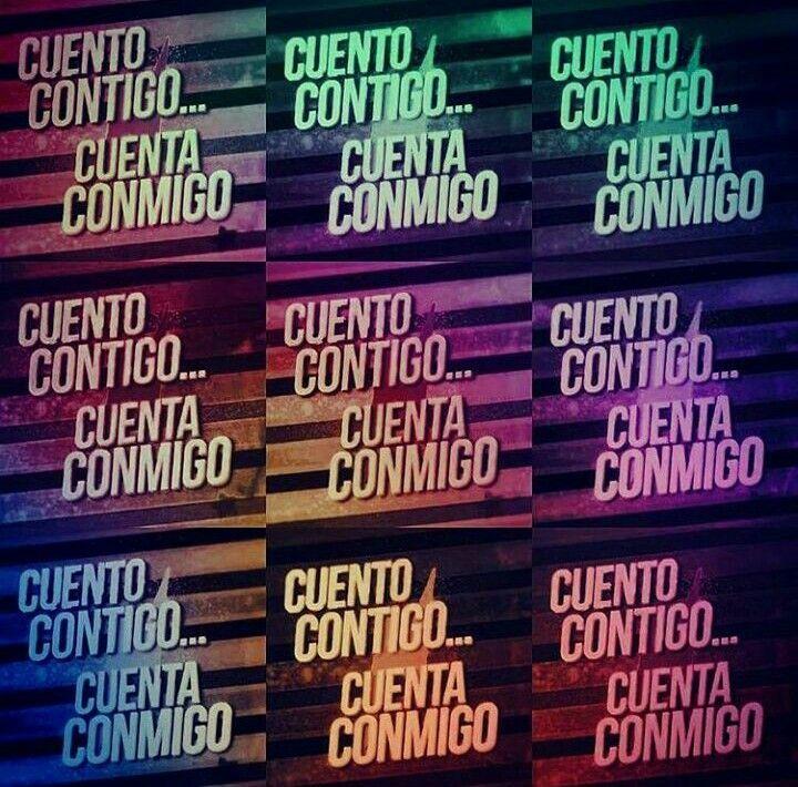 Cuento Contigo... Cuenta Conmigo #SoyLuna #Simón #KarolSevilla #MichaelRonda…