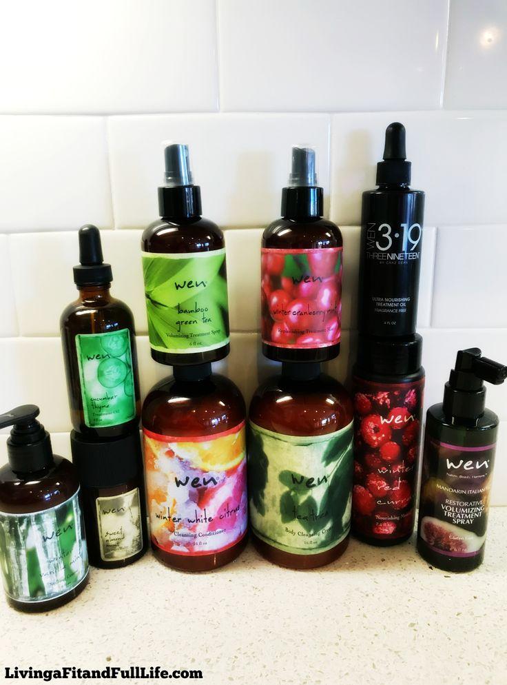 Reclaim Your Hair's Health with WEN® Hair Care! @wenbychazdean