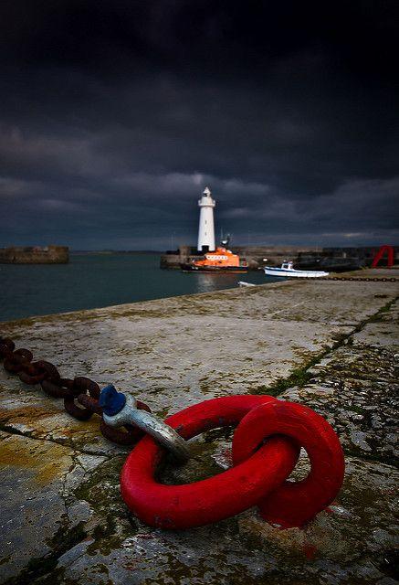 #Lighthouse - Donaghadee Harbour - Northern #Ireland.   -   http://dennisharper.lnf.com/