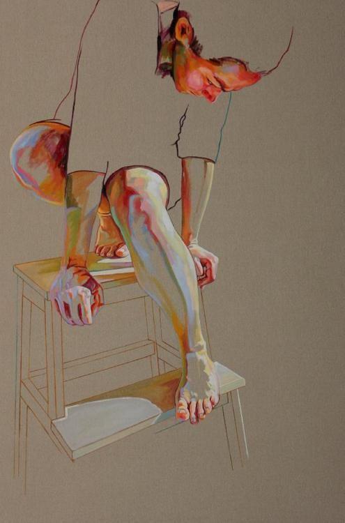 Pedestal - Cristina Troufa