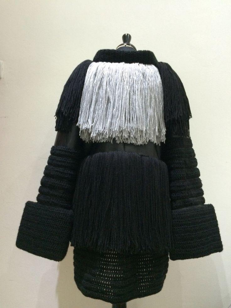 Knitwear back