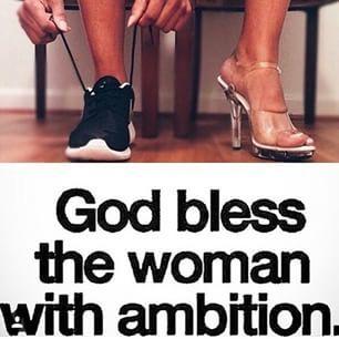 Ambition!
