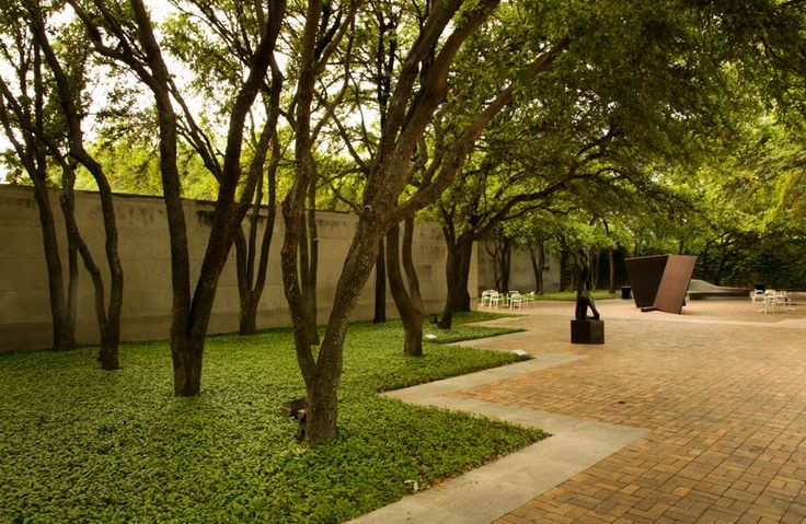 The Landscape Architecture Legacy of Dan Kiley | The Cultural Landscape Foundation Dallas