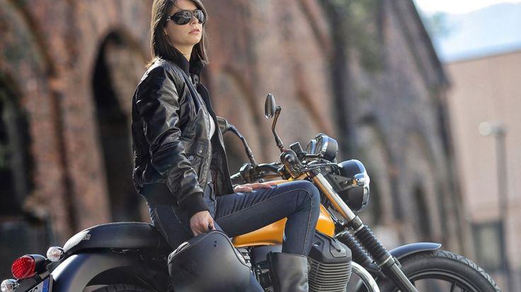 Listado de chaquetas de mujer para montar en moto | Motociclismo.es