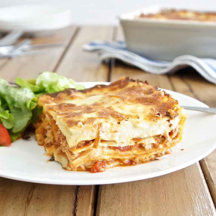 grainne funder has seriously nailed this Easy Meat lasagne.