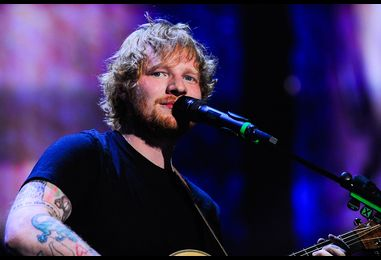 Ed Sheeran Debated Giving Rihanna His New Song 'Shape of You'