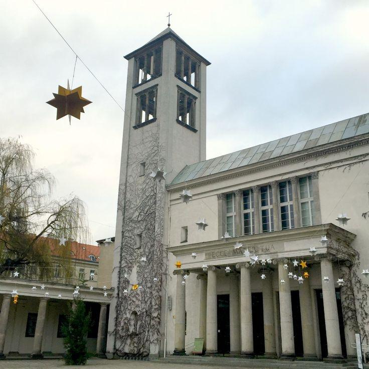 Jeżycjada - Poznań, Kościół Dominikanów