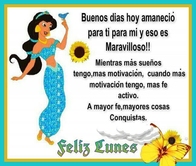 ¡Buenos días! ¡ Feliz Lunes Amigos! - Imagenes y Carteles
